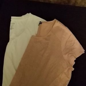 Two t-shirts